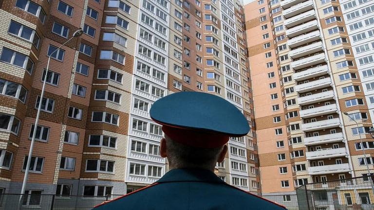 Как военнослужащему купить квартиру в Санкт-Петербурге?