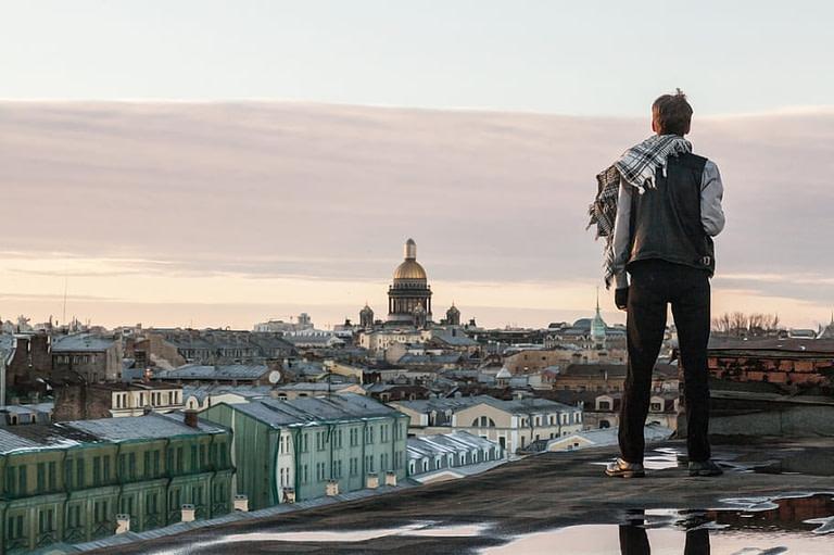 Переезд в Санкт-Петербург